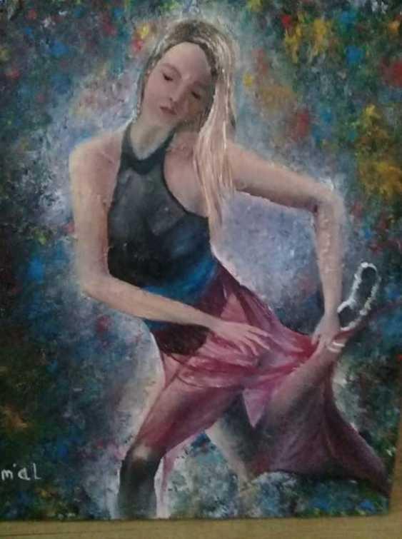 Maia Aleksidze. Old shoes - photo 12