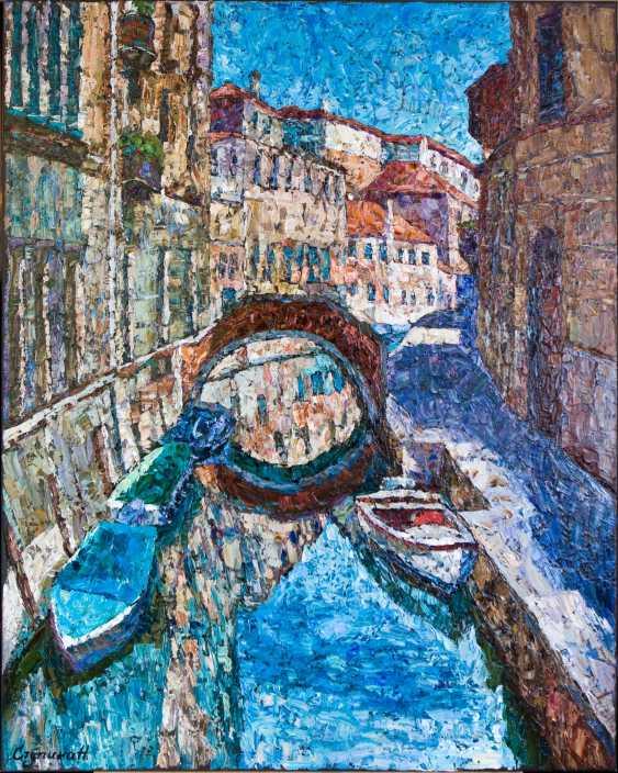 Nadezda Stupina. Bridge of Venice_ - photo 1