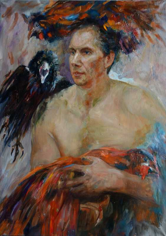 "Svetlana Malakhova. ""Birdman"" - photo 1"