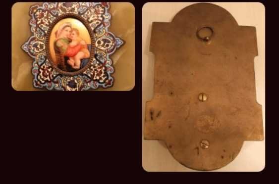 Our Lady Of The Enamel. The turn of the 19th-20th century - photo 2