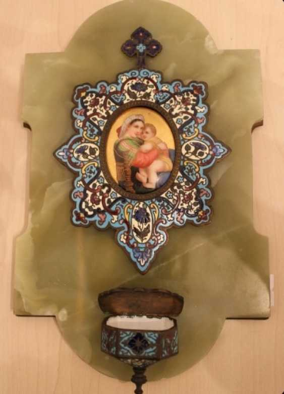 Our Lady Of The Enamel. The turn of the 19th-20th century - photo 1