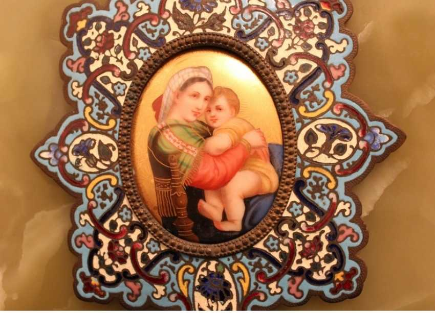 Our Lady Of The Enamel. The turn of the 19th-20th century - photo 3