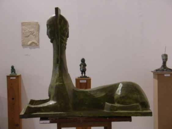 Oleksandr Morhatskyi. Sphinx-Janus - photo 1