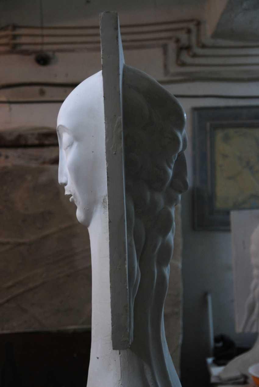 Oleksandr Morhatskyi. Sphinx-Janus - photo 2