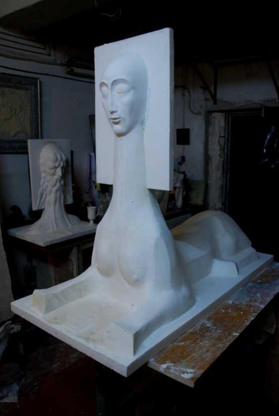 Oleksandr Morhatskyi. Sphinx-Janus - photo 3
