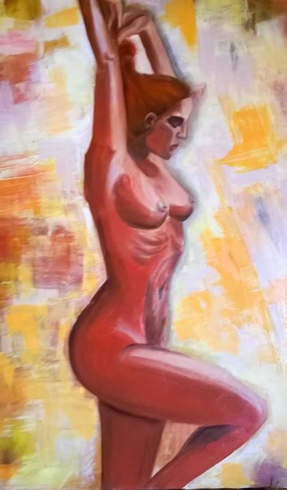 """Alla \almoro\ Morozova. """"WOMAN OF FIRE"""" - photo 1"""