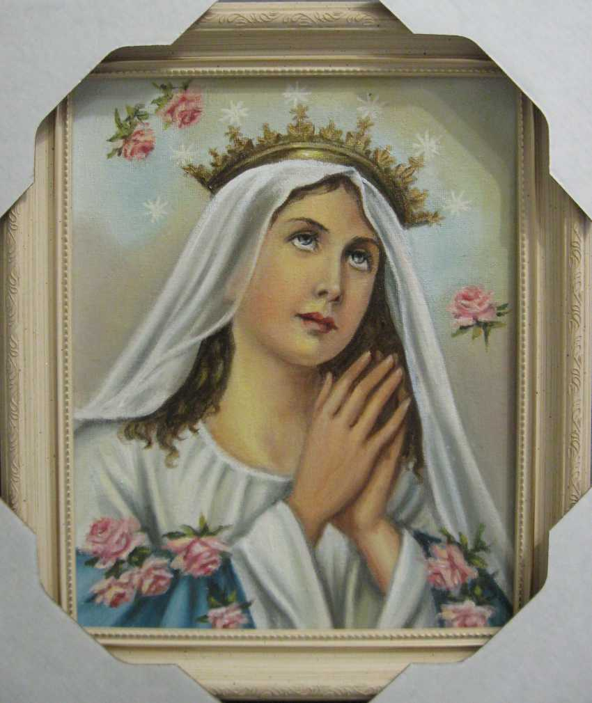 Yadviga Senko. The Virgin Mary Is The Queen Of The World - photo 1