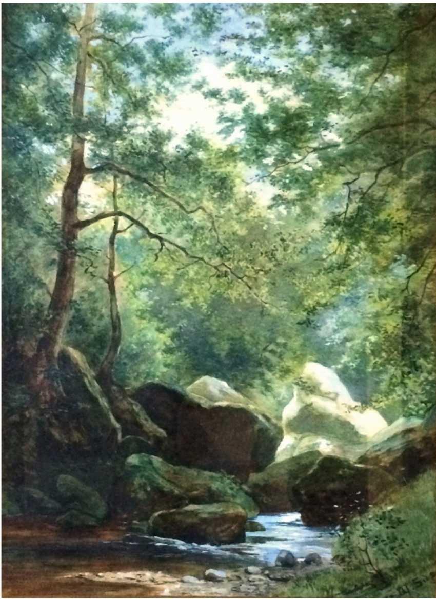 Картин Süs,Wilhelmina (1861-1933)а - photo 3