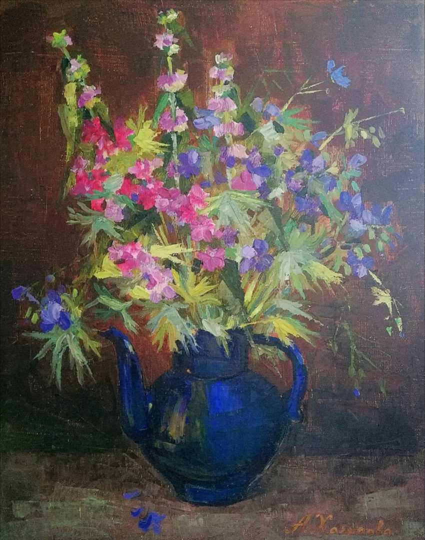 Anastasiia Khaliova. Вouquet of wildflowers/ Bouquet of wild flowers - photo 1