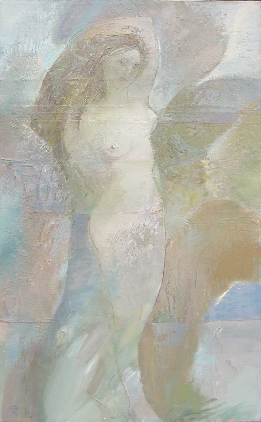 Rygor Tabolich. Spring. From the polyptych (the Melody) 3-part. - photo 1