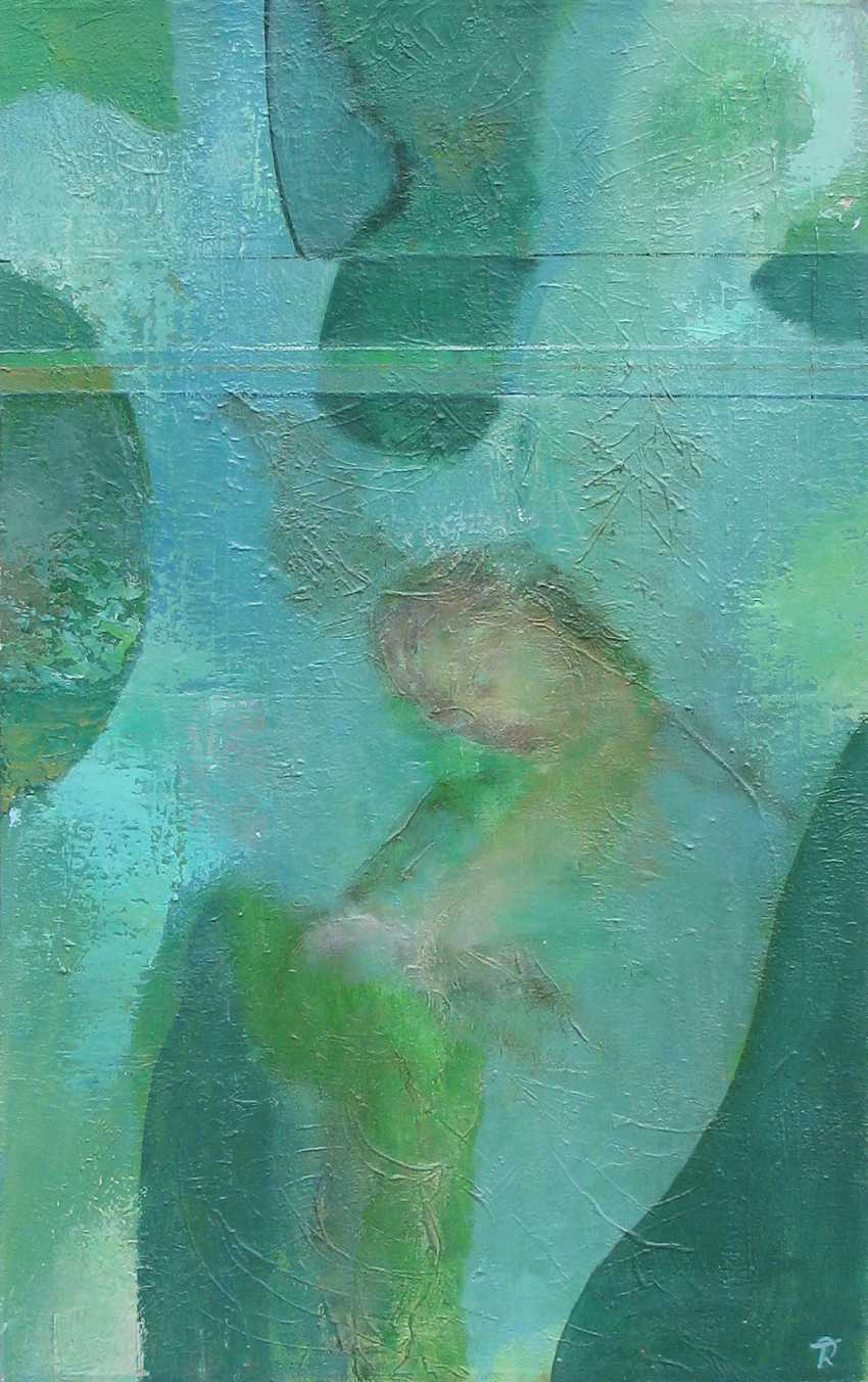Rygor Tabolich. Summer. From polyptych (Ringtones) right side. - photo 1
