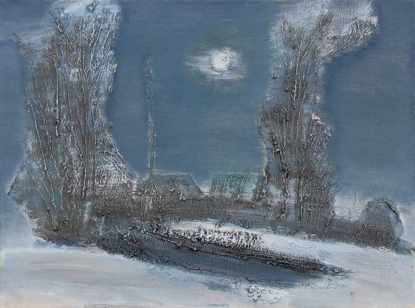 Rygor Tabolich. Winter landscape - photo 1