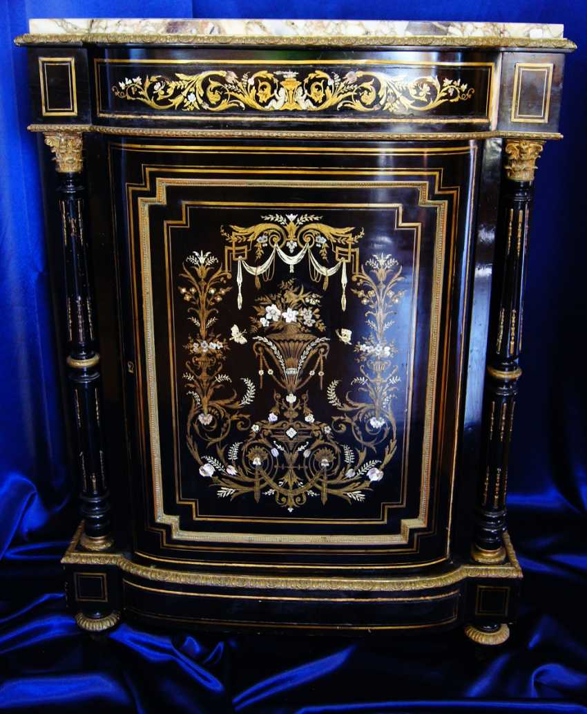 Commode Napoleon III, XIX century. - photo 4