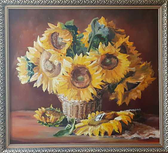 Andriy Maslyanko. Sunflowers on your table - photo 1