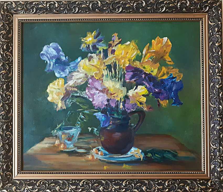 Andriy Maslyanko. Summer in flowers - photo 1