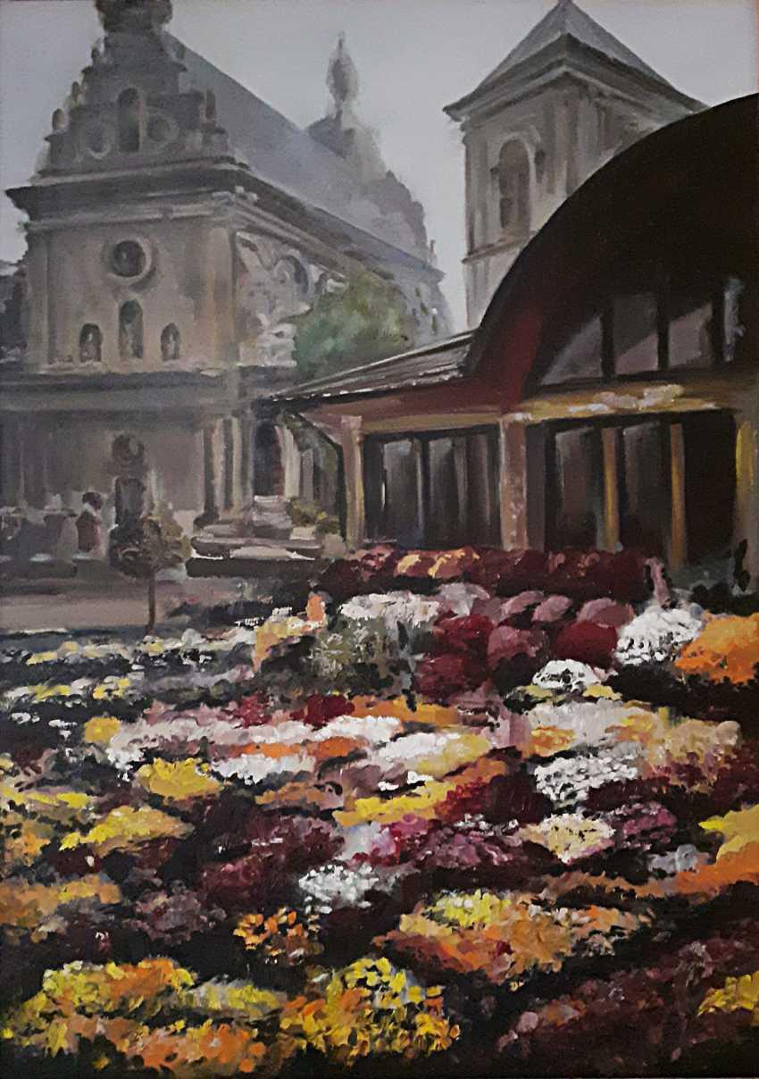 Andriy Maslyanko. Lovely city Lviv - photo 1