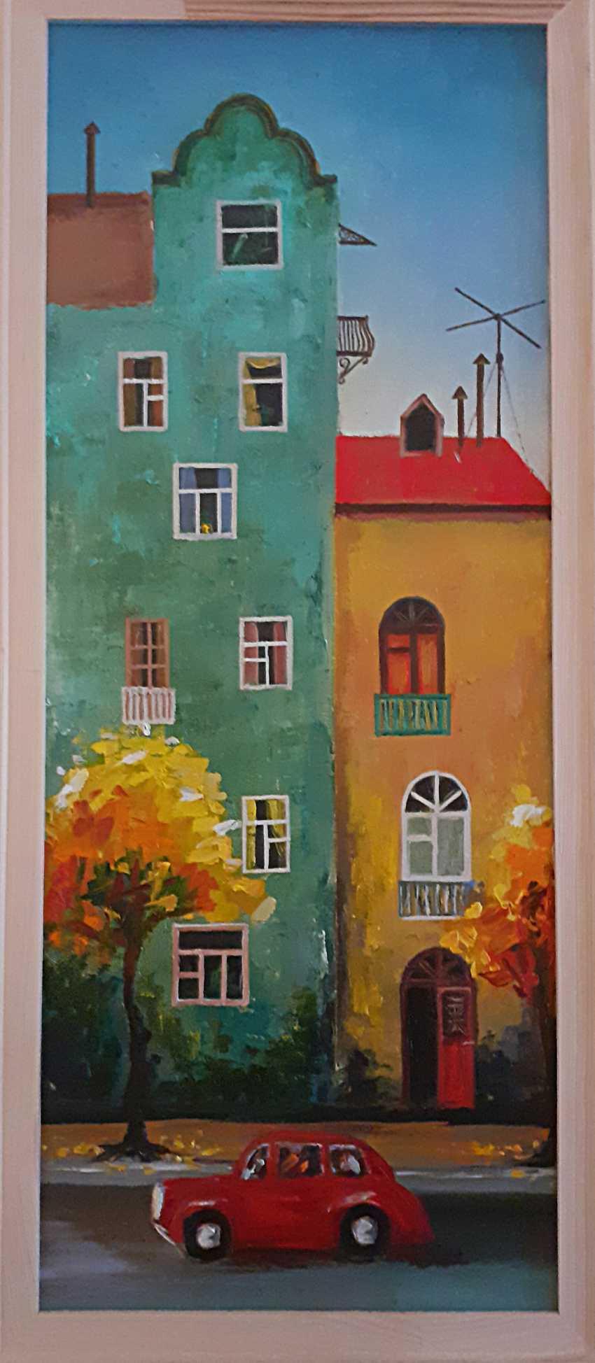 Andriy Maslyanko. City of color (Part 1) - photo 1