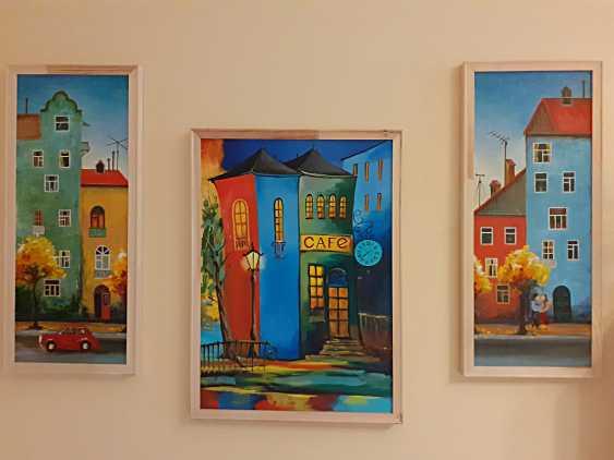 Andriy Maslyanko. City of color (Part 1) - photo 2