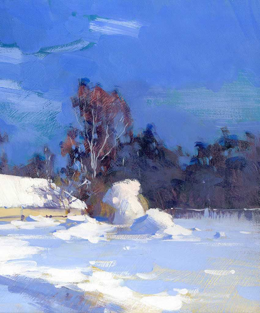 Vitaly Varyakin. Snow track - photo 3