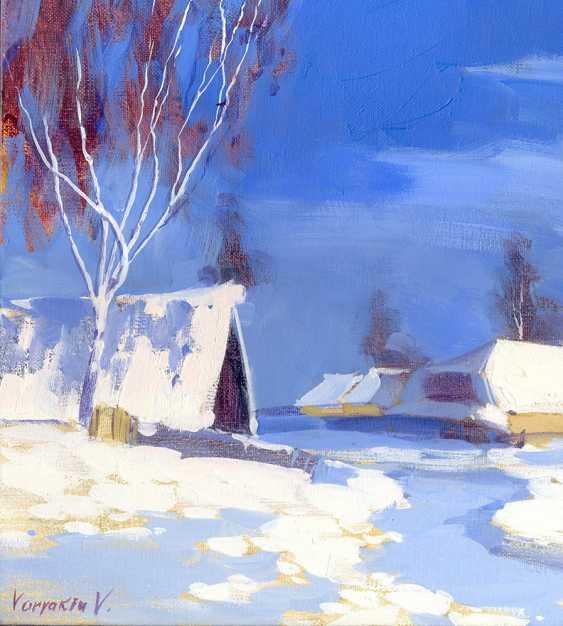Vitaly Varyakin. Snow track - photo 2