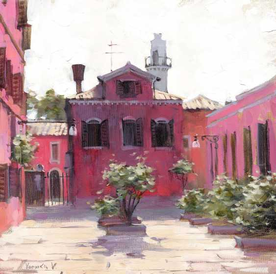 Vitaly Varyakin. Italian courtyard - photo 1