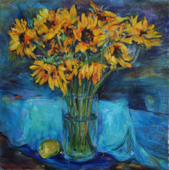 "Svetlana Malakhova. ""A power of sunflowers "" - photo 1"