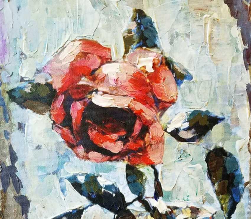 Alex Klas. Morning rose - photo 2