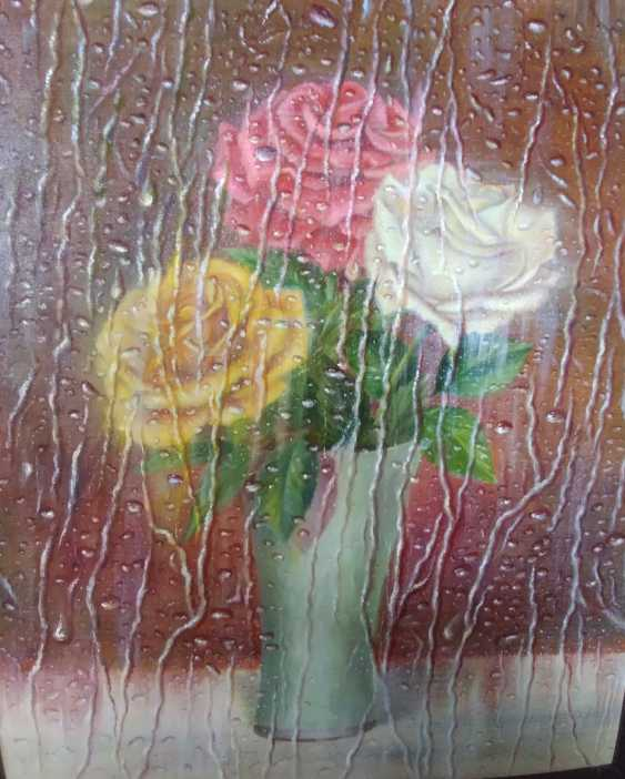 Diana Nagornaja. Roses outside the window - photo 1