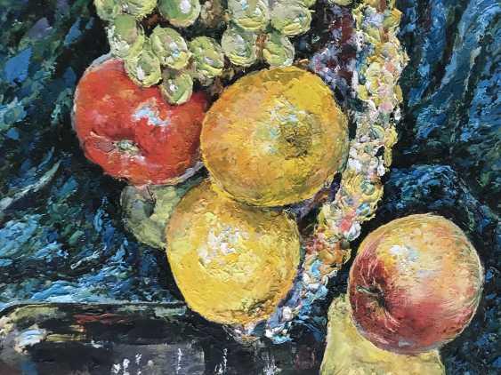 Viktoria Korotaeva. Still life with fruit - photo 1