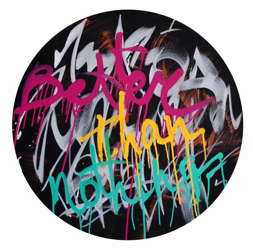 Vera DG. Better than Nothing - Graffiti - photo 1