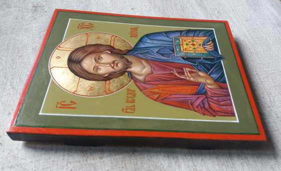 Slava Nikityuk. The Icon Of Jesus Pantocrator (Pantokrator). Savior. Jesus Christ. - photo 3