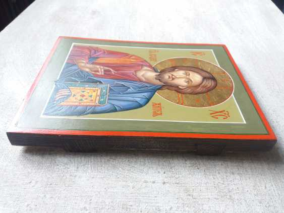 Slava Nikityuk. The Icon Of Jesus Pantocrator (Pantokrator). Savior. Jesus Christ. - photo 9