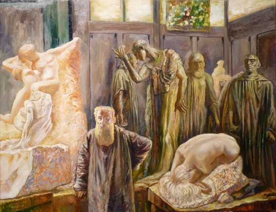 alexander kanchik. Auguste Rodin - photo 1
