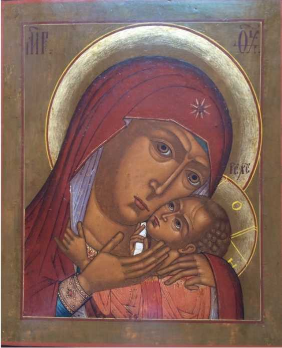 The Icon Of The Korsun Mother Of God - photo 1