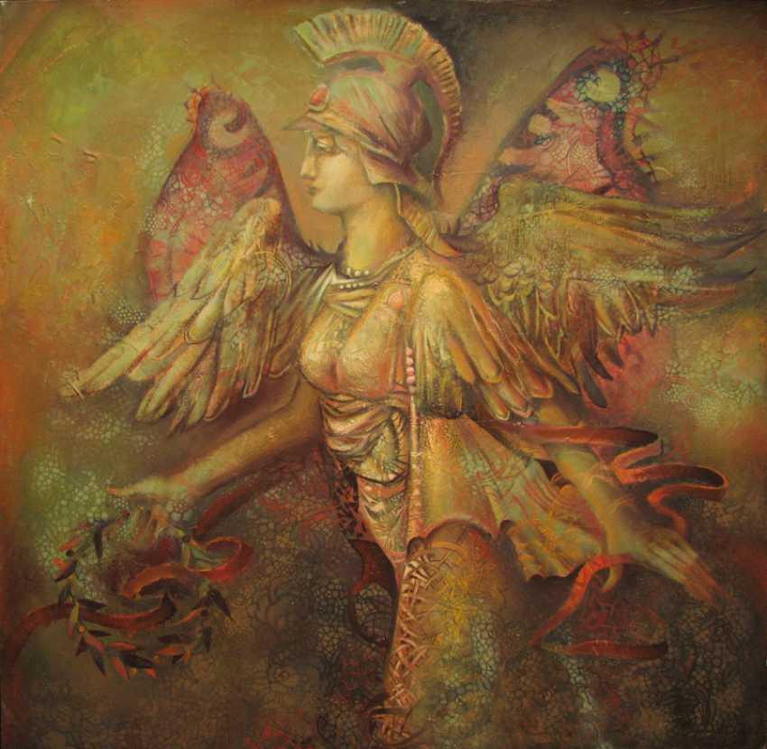 Vasyl Zhivoglyad. Metamorphosis Of The Goddess Nike - photo 1