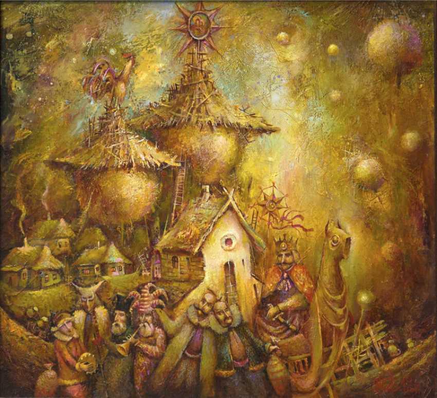 Vasyl Zhivoglyad. Christmas ark - photo 1