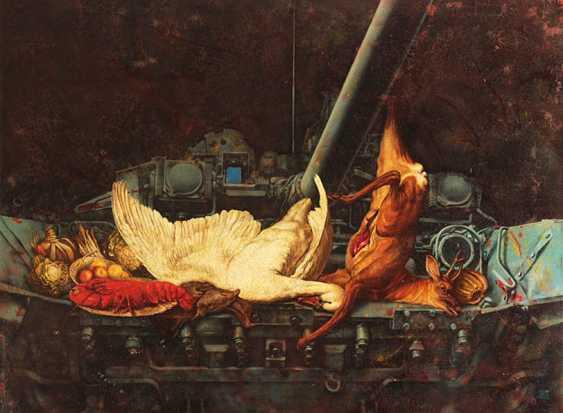 Andrei Piatkevich. Breakfast tanker - photo 1