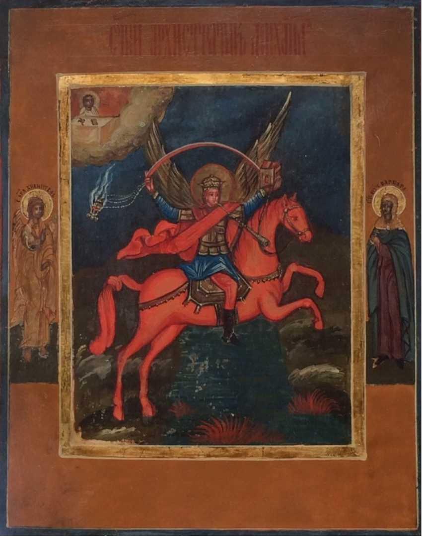 "Icon ""Archangel Michael"" - photo 1"