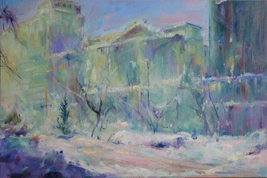 "Svetlana Malakhova. ""Minty Christmas on Park Avenue. New York"" - photo 1"