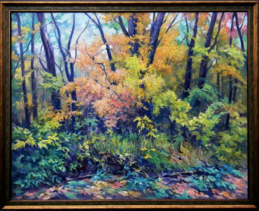 Alexander Kusenko. The colors of autumn - photo 2