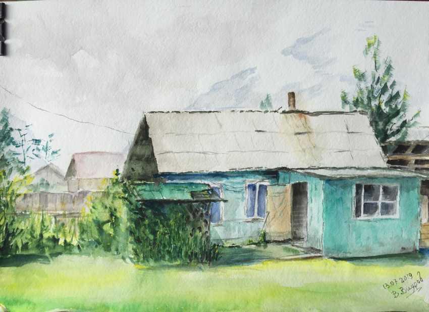 Valentin Vihrov. House in Arshan - photo 1