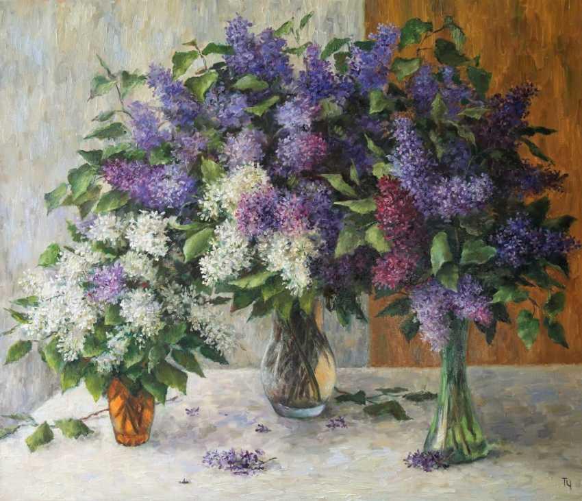 Tatyana Chepkasova. Three bouquets - photo 1
