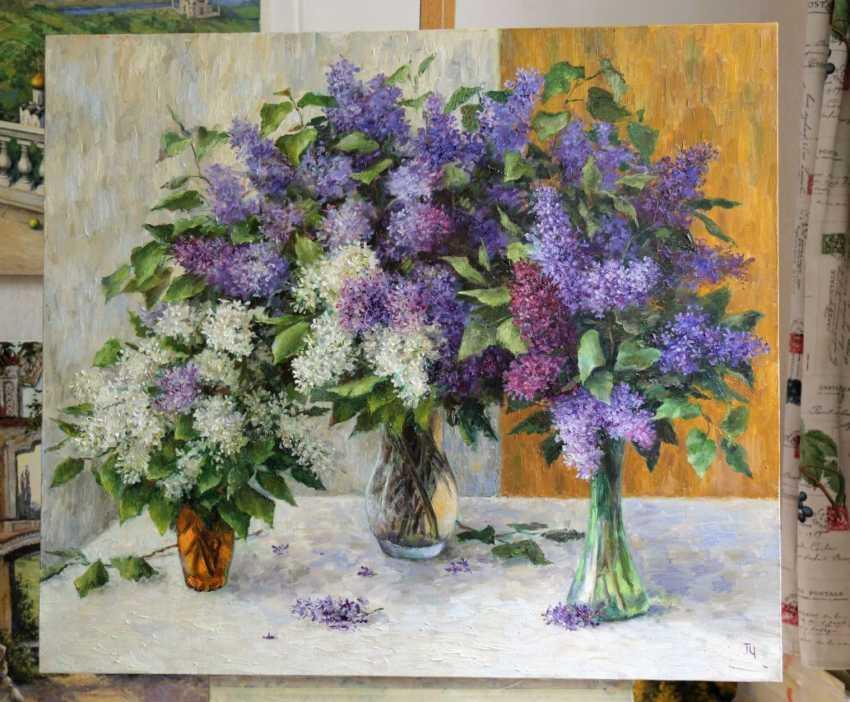 Tatyana Chepkasova. Three bouquets - photo 2