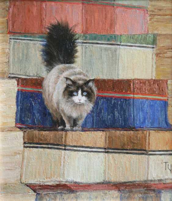 """Tatyana Chepkasova. Beauty. Series """"Village mosaic"""" - photo 1"""