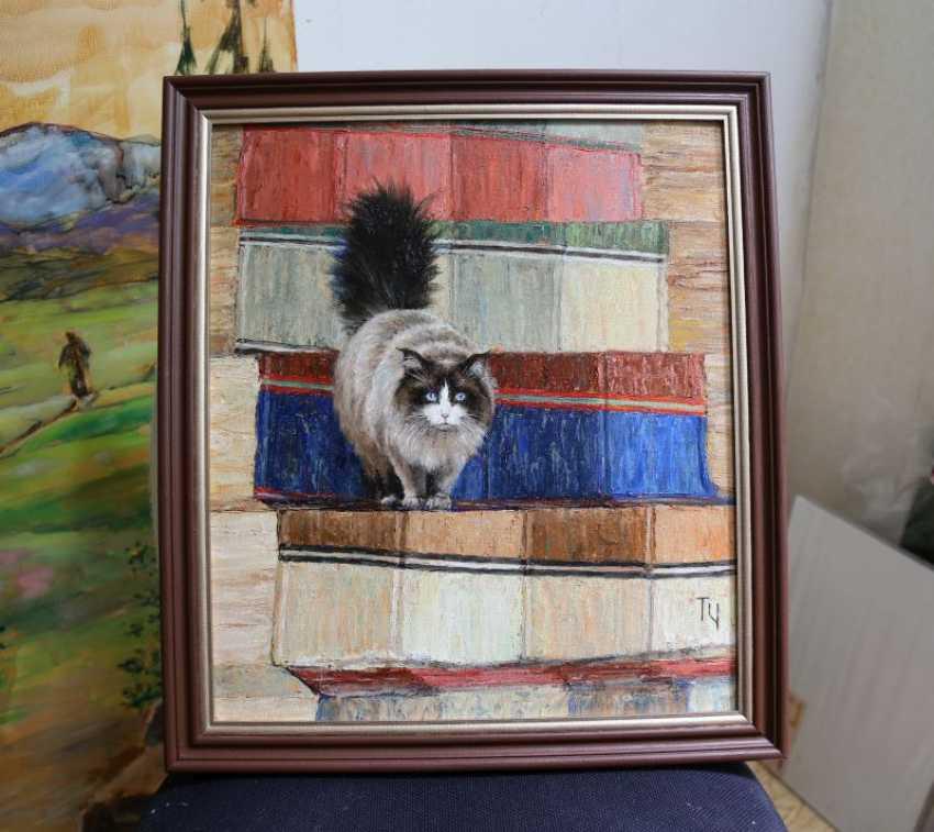 """Tatyana Chepkasova. Beauty. Series """"Village mosaic"""" - photo 2"""