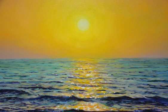 Iryna Kastsova. Sea. Sunset. - photo 4