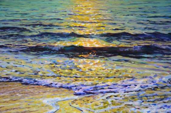 Iryna Kastsova. Sea. Sunset. - photo 5