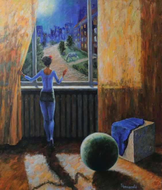 Tatyana Chepkasova. The girl at the window - photo 1