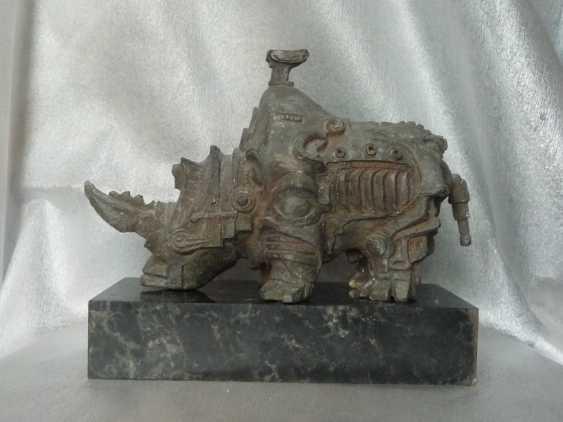 """Valeriy Leonov. """"Rhino"""" - photo 1"""