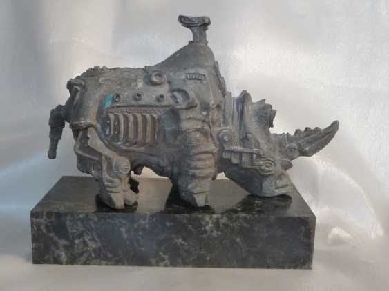 """Valeriy Leonov. """"Rhino"""" - photo 2"""